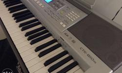 Casio Keyboard in Brand New Condition for immediate