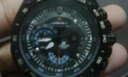 Casio Edifice Ef 550 Red Bull Special Edition Watch