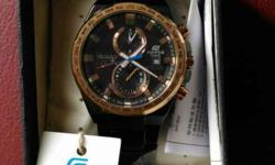 Casio edifice Redbull limited edition brand new