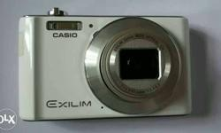 CASIO EXILIM EX- ZS50 Digital camera 16.1 Magapixels HD