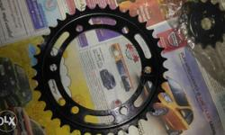 Cbr250 Chain And Sprocket Fresh. Just Unboxed Only..