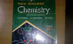 CBSE +1 chemistry reference available at cheap rate!!!