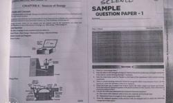 CBSE Class 10 Maths And Science Sample Papers with