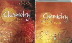 CBSE class 12th chemistry text book part 1 and 2
