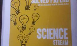 cbse last years solved papers : science stream class 12