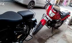 CBZ in very good condition rear used bike' I purchased