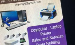 Cctv ,computer,printer service and sales