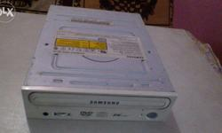 DVD or CD writer as well as player. It is a high speed