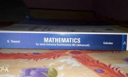 Cengage Mathematics book for Calculus (G. Tewani)