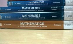 cengage maths books for jee by g.tewani . A set of 5