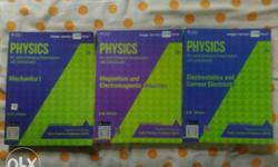 Cengage Physics Books at a throwaway price .