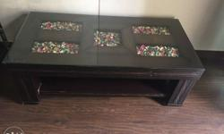 brand new center table.good condition