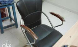 Robust Chair with cousin...nice condition , market