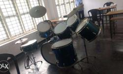 My Chancellor 7 Piece Drum Kit for Sale. 7 Piece Kit