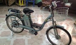 Charger bycycle in good condition