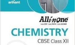 chemistry all in one 12 class new edition