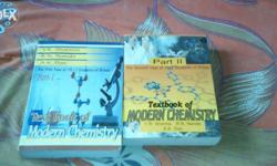 Here i have text book of modern chemistry, part-1 for
