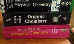 organic chemistry book for 12th grade. Physical and