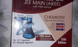chemistry jee advanced questions not much used