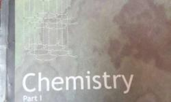 Chemistry Part 1 Book