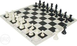 chess mate original leather and including all coins