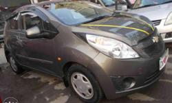 Chevrolet beat 2011 model in Grey colour. 1st owner.