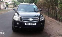 Captiva lt excelent condition family used car .vijay