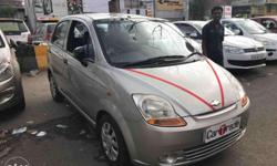 Chevrolet Spark 2009 model in biedge colour, 50000 kms