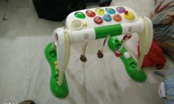 Chicco baby gym, 3 in 1. Excellent condition, almost