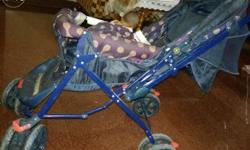 Child stroller as shown in photo