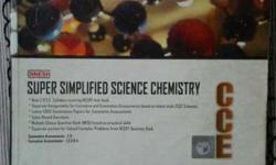 Class 10 Chemistry reference book in excellent