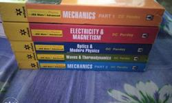 Class 11 12 physics books. Understanding Physics for