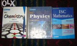 Book-set consists of 3 science stream books Physics