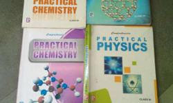 class 12,11 physics & chemistry practical Rs 70 per