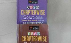only physics and chemistry books are available Rs.100