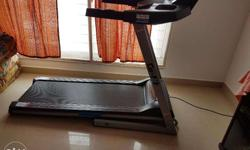 Co-Fit Motorized portable treadmill brought at renowned