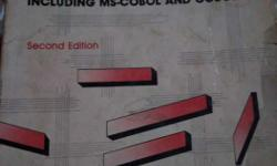 COBOL programming by M.K.Roy & D Ghosh Dastidar