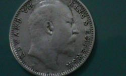 I have rare collections of coins from British Indian