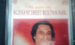 Rare and Collectable Compilations Audio CD of Kishore