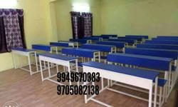 college benches and desk schools and E-learning centre