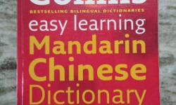 Collins Easy Learning Mandarin Chinese Dictionary In