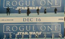 Comic Con Star Wars Rogue One Introduction Poster