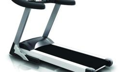 commercial treadmill from cardioworld 4hp with 150 kg