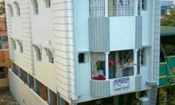 Compact and quality flat with car park at Thiruvottiyur