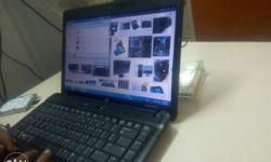 Compaq laptop Dual core processor 2gb ram 160gb