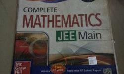 Complete Mathematics JEE Main 2016 Textbook
