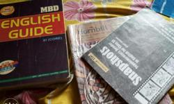 Complete set of english class 11th book ncrt+mbd