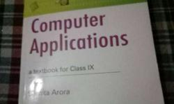 Computer Applications Textbook