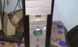 Intex pentium 4 with 160gb hard disk 500mb ram with