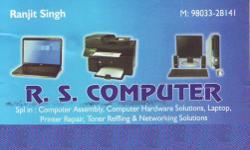 Computer, Printer & Networking Solution, home pickup &